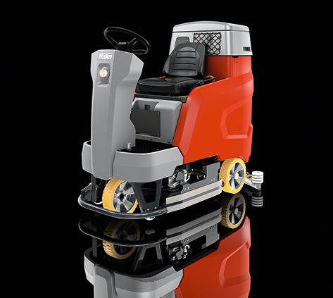 Scrubmaster B120 R