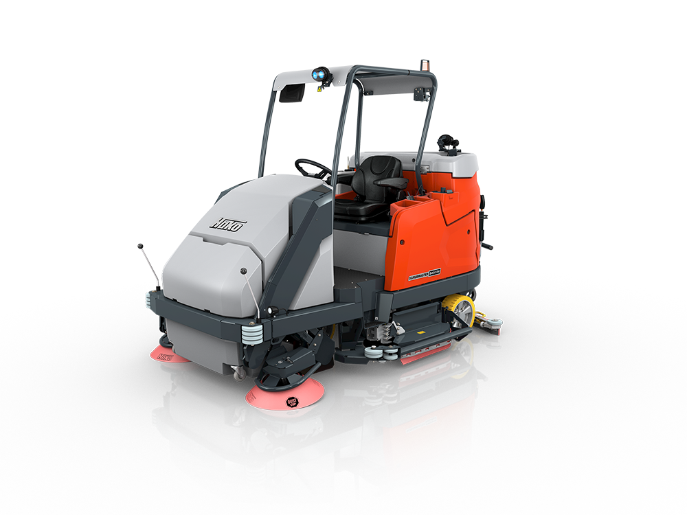 Scrubmaster B400 RM/RH