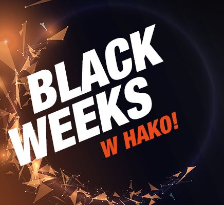 Black Weeks w Hako!